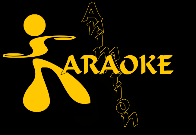 Logo animation-karaoke